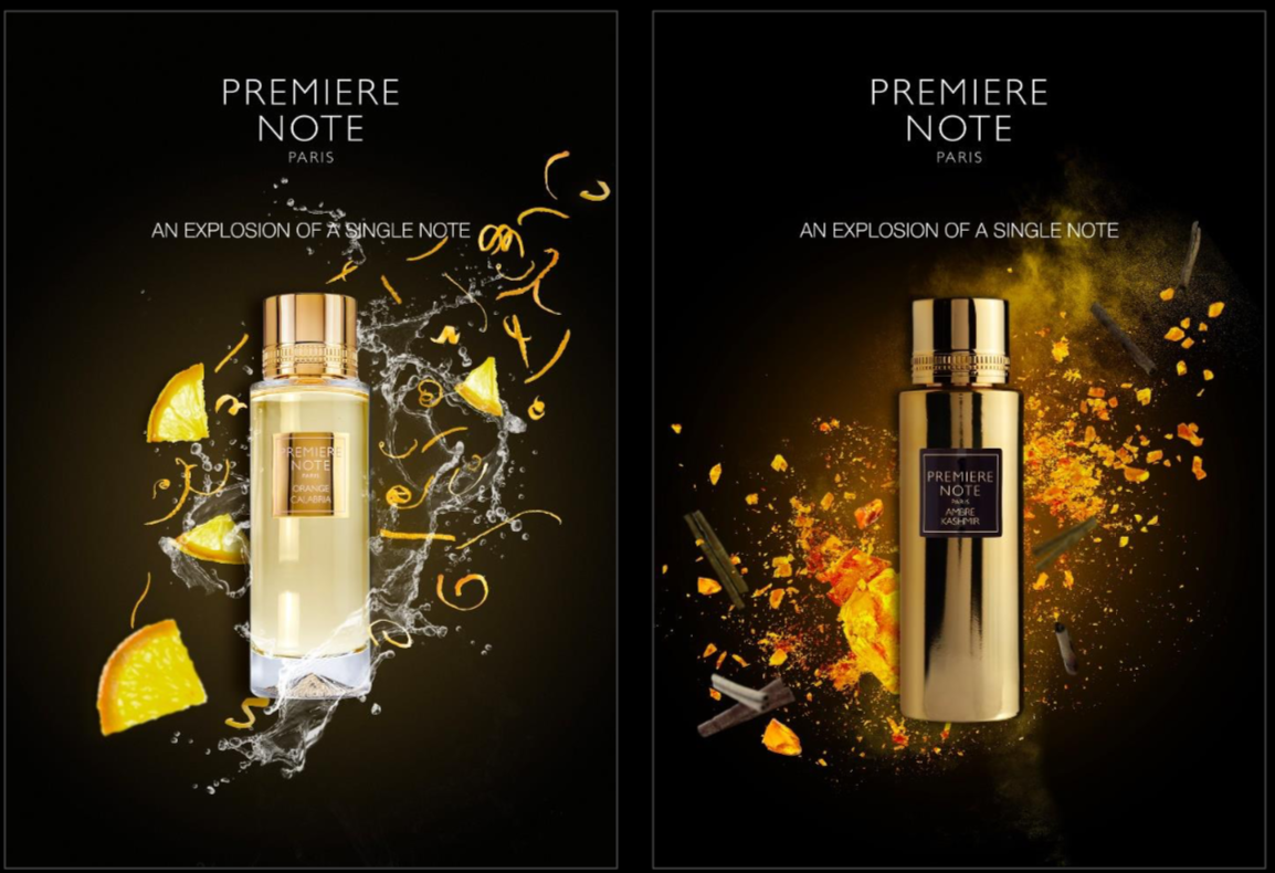 My new fragrances choice: Premiere Note